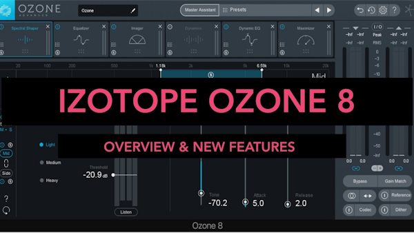 ozone 7 mastering assistant